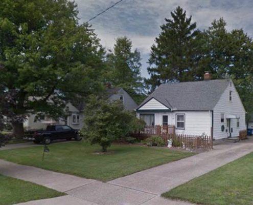 בתים בארצות הברית - בית למכירה בארצות הברית (קליבלנד אוהיו)