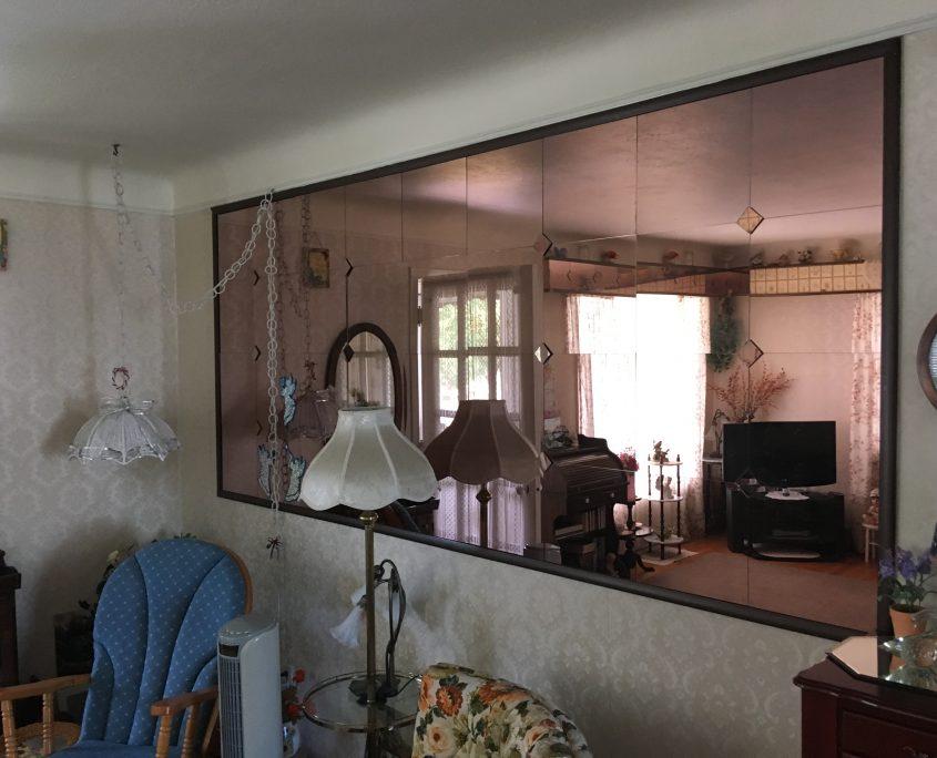 בתים בארצות הברית - בית למכירה בארצות הברית (יוקליד OHIO) - סלון