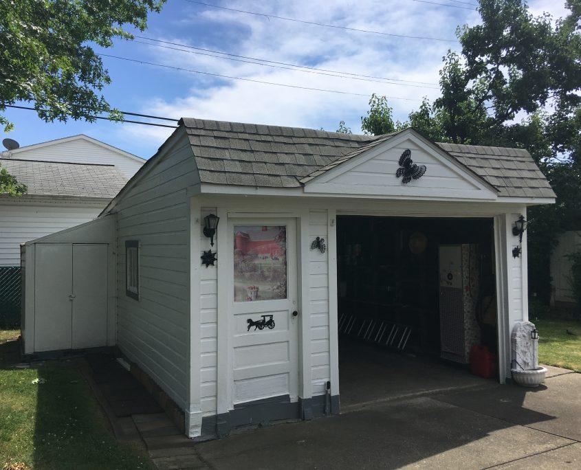 בתים בארצות הברית - בית למכירה בארצות הברית (יוקליד OHIO) - חניה