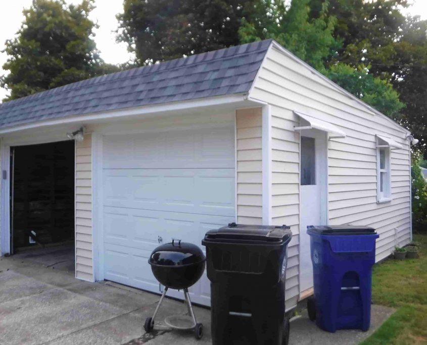 בתים בארצות הברית - בית למכירה בארצות הברית (קליבלנד אוהיו NORTH COLINWOOD) - גאראג' הבית חניה DETACHED